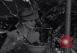 Image of waitresses Hollywood Los Angeles California USA, 1938, second 60 stock footage video 65675041435