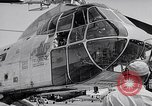 Image of YH-16A turboshaft tactical transport helicopter United States USA, 1955, second 7 stock footage video 65675041442