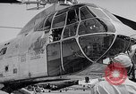 Image of YH-16A turboshaft tactical transport helicopter United States USA, 1955, second 8 stock footage video 65675041442