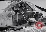 Image of YH-16A turboshaft tactical transport helicopter United States USA, 1955, second 10 stock footage video 65675041442