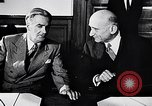Image of Dean Acheson London England United Kingdom, 1948, second 16 stock footage video 65675041449
