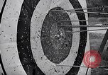 Image of Archery girls Los Angeles California USA, 1937, second 24 stock footage video 65675041450