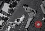 Image of Archery girls Los Angeles California USA, 1937, second 59 stock footage video 65675041450