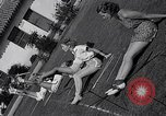 Image of Archery girls Los Angeles California USA, 1937, second 61 stock footage video 65675041450