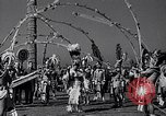 Image of Otomi Native American Indian dance Chicago Illinois USA, 1937, second 9 stock footage video 65675041452