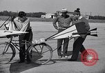 Image of designed bicycle Van Nuys California USA, 1937, second 30 stock footage video 65675041454