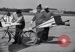 Image of designed bicycle Van Nuys California USA, 1937, second 31 stock footage video 65675041454