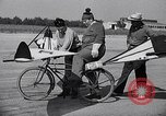 Image of designed bicycle Van Nuys California USA, 1937, second 33 stock footage video 65675041454