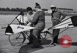 Image of designed bicycle Van Nuys California USA, 1937, second 34 stock footage video 65675041454