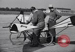 Image of designed bicycle Van Nuys California USA, 1937, second 35 stock footage video 65675041454