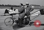Image of designed bicycle Van Nuys California USA, 1937, second 37 stock footage video 65675041454