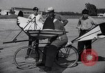 Image of designed bicycle Van Nuys California USA, 1937, second 55 stock footage video 65675041454