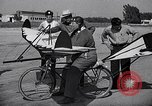 Image of designed bicycle Van Nuys California USA, 1937, second 56 stock footage video 65675041454