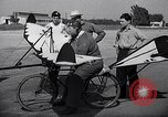 Image of designed bicycle Van Nuys California USA, 1937, second 59 stock footage video 65675041454
