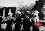 Image of Easter Fashion Parade Miami Florida USA, 1961, second 11 stock footage video 65675041460