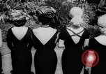 Image of Easter Fashion Parade Miami Florida USA, 1961, second 42 stock footage video 65675041460