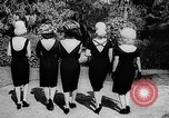 Image of Easter Fashion Parade Miami Florida USA, 1961, second 44 stock footage video 65675041460