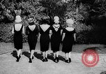 Image of Easter Fashion Parade Miami Florida USA, 1961, second 45 stock footage video 65675041460