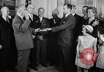 Image of Frank Pace Washington DC USA, 1950, second 7 stock footage video 65675041464
