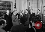 Image of Frank Pace Washington DC USA, 1950, second 12 stock footage video 65675041464
