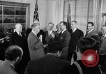 Image of Frank Pace Washington DC USA, 1950, second 13 stock footage video 65675041464