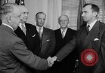 Image of Frank Pace Washington DC USA, 1950, second 21 stock footage video 65675041464