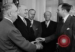Image of Frank Pace Washington DC USA, 1950, second 23 stock footage video 65675041464