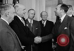 Image of Frank Pace Washington DC USA, 1950, second 24 stock footage video 65675041464