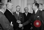 Image of Frank Pace Washington DC USA, 1950, second 25 stock footage video 65675041464
