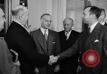 Image of Frank Pace Washington DC USA, 1950, second 26 stock footage video 65675041464