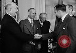 Image of Frank Pace Washington DC USA, 1950, second 27 stock footage video 65675041464