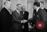 Image of Frank Pace Washington DC USA, 1950, second 28 stock footage video 65675041464