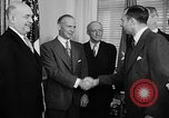 Image of Frank Pace Washington DC USA, 1950, second 29 stock footage video 65675041464