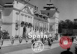 Image of General Francisco Franco Spain, 1950, second 2 stock footage video 65675041465
