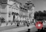 Image of General Francisco Franco Spain, 1950, second 4 stock footage video 65675041465