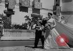 Image of General Francisco Franco Spain, 1950, second 8 stock footage video 65675041465