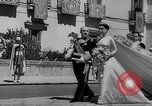 Image of General Francisco Franco Spain, 1950, second 9 stock footage video 65675041465