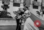 Image of General Francisco Franco Spain, 1950, second 12 stock footage video 65675041465