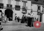 Image of General Francisco Franco Spain, 1950, second 17 stock footage video 65675041465