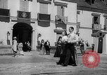 Image of General Francisco Franco Spain, 1950, second 18 stock footage video 65675041465