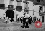 Image of General Francisco Franco Spain, 1950, second 19 stock footage video 65675041465
