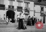 Image of General Francisco Franco Spain, 1950, second 20 stock footage video 65675041465