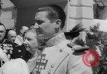 Image of General Francisco Franco Spain, 1950, second 21 stock footage video 65675041465