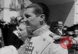 Image of General Francisco Franco Spain, 1950, second 22 stock footage video 65675041465