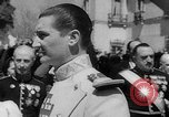 Image of General Francisco Franco Spain, 1950, second 23 stock footage video 65675041465