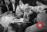 Image of General Francisco Franco Spain, 1950, second 55 stock footage video 65675041465