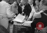 Image of General Francisco Franco Spain, 1950, second 59 stock footage video 65675041465