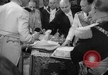 Image of General Francisco Franco Spain, 1950, second 60 stock footage video 65675041465