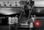 Image of Students Bermuda Island, 1950, second 5 stock footage video 65675041467