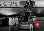 Image of Students Bermuda Island, 1950, second 6 stock footage video 65675041467